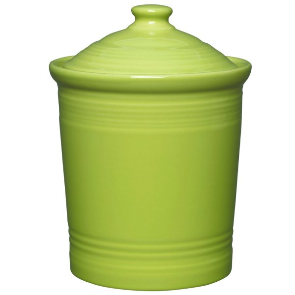 Homer Laughlin 573332 Fiesta Lemongrass Large 3 Qt