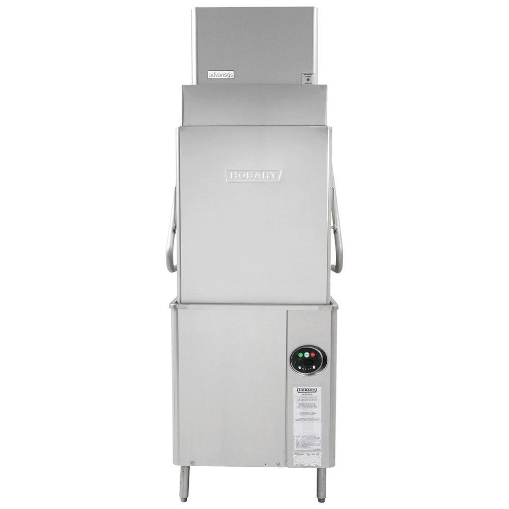 medium resolution of hobart am15vlt 2 advansys ventless tall high temperature dishwasher with booster heater 208 240v jpg