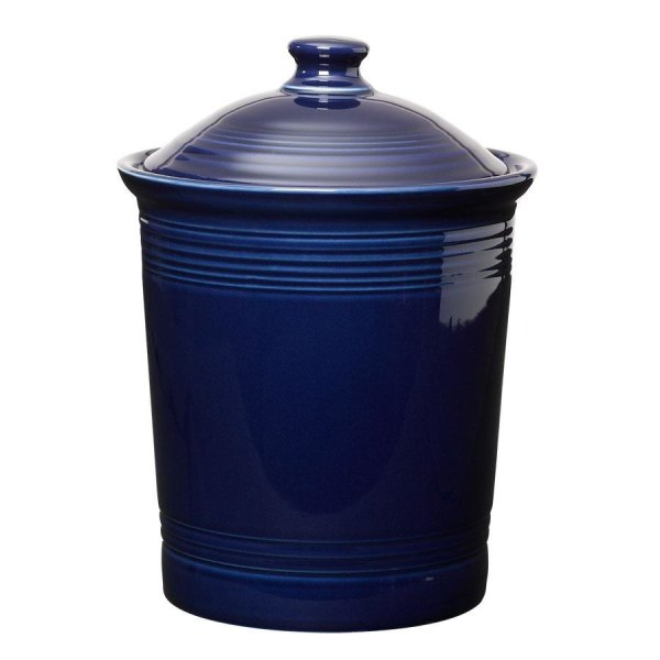 Homer Laughlin 573105 Fiesta Cobalt Blue Large 3 Qt