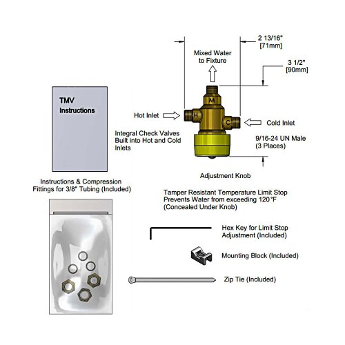small resolution of t s 013729 45 thermostatic mixing valve jpg