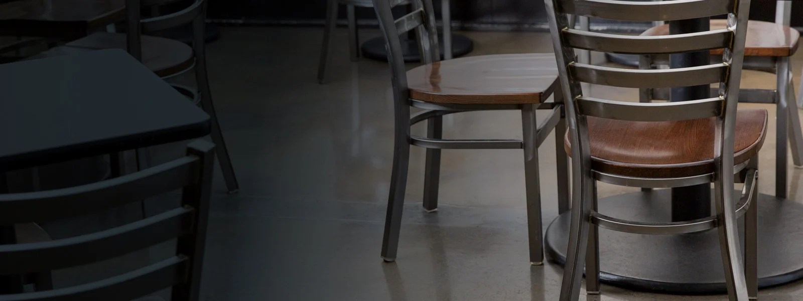 Restaurant Furniture: Tables and Chairs, Bar Stools