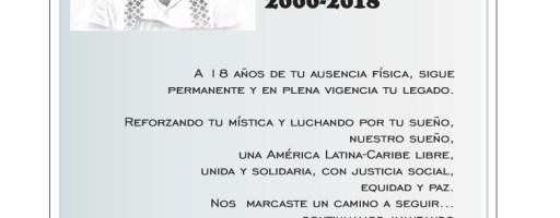 Aniversario Emilio Máspero