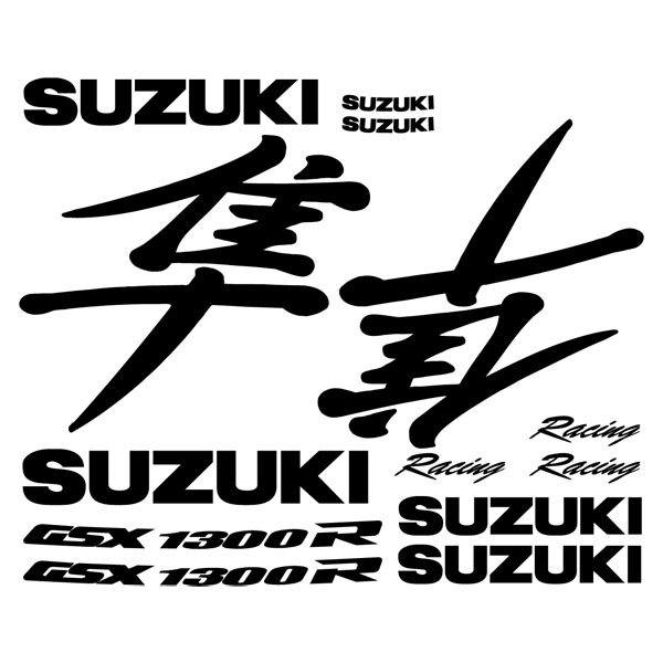 Autocollant Suzuki GSX 1300R Hayabusa 1999