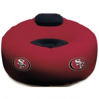 Inflatable NFL Chairs~49ers   Sports Memorabilia, Cards ...