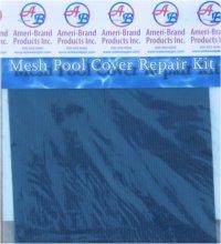 Mesh Safety Swimming Pool Cover Repair Kit   eBay