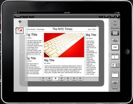 iMockup Screen shot