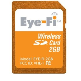 the eye-fi card