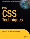 buy Pro CSS Techniques at amazon.com