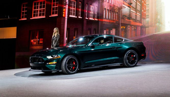 4cf9e339a1f8b3f4b60a5b57910358fd353e4bee - 2019 Ford Mustang Bullitt with the design dazzling