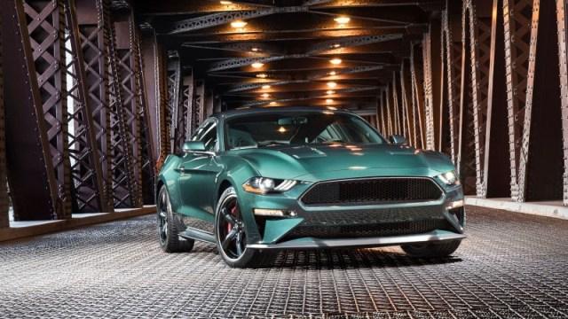 6a4616b44422532d7565ebf26579b2712c34ed76 - 2019 Ford Mustang Bullitt with the design dazzling