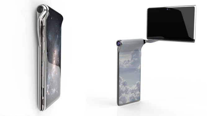 7610a4a60f5faccc7bc2e05b11491a56aa815d2b - Overly ambitious and most expensive Phone of the space age meet: Hubble phone