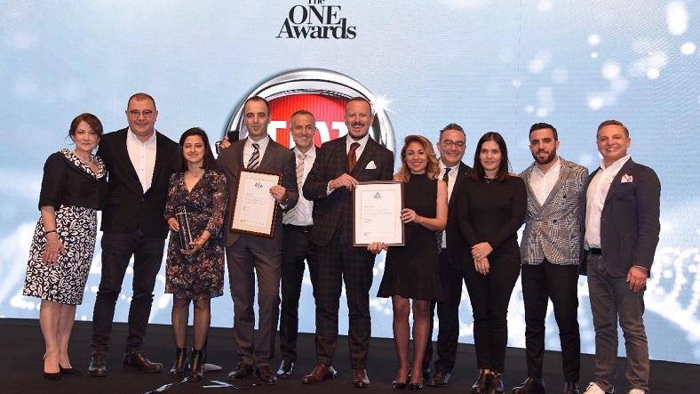 Yılın En İtibarlı Otomobil Markası Ödülü