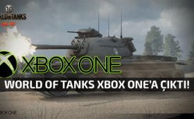 World Of Tanks Artık Xbox One'da!