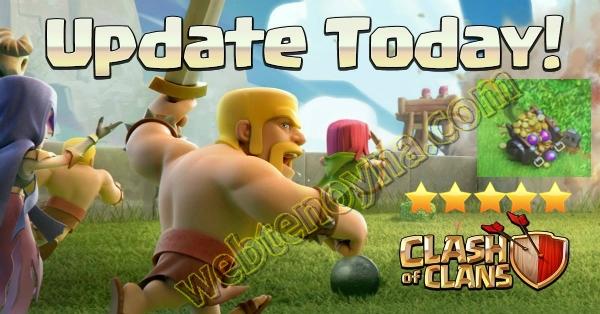 clash-of-clans-update 2016