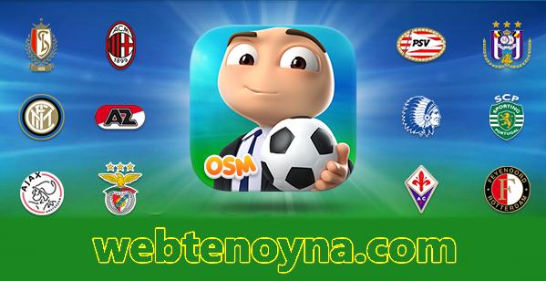 Online Soccer Manager ( OSM ) Dünyanın en iyi menajerlik oyunu takım taktikleri
