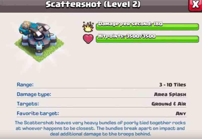 coc Clash of Clans TH 13 Güncellemesi