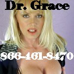 Phonesex with Dr Grace