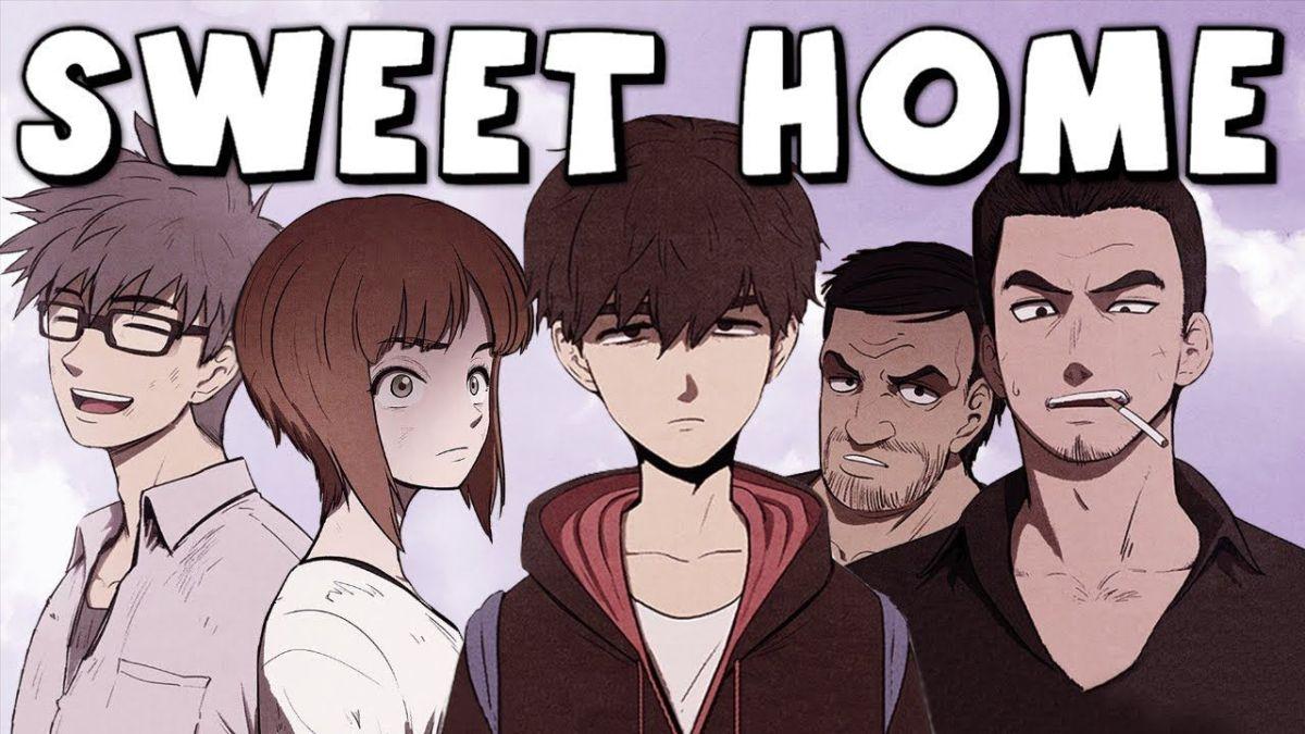 Sweet Home webtoon