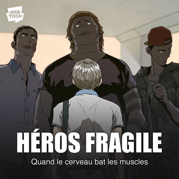Héros Fragile : Sieun sait utiliser son cerveau.