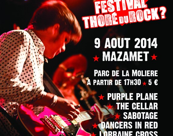 AFFICHE A3 thore du rock copy