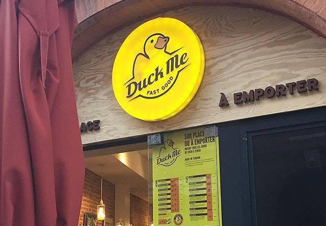 duck-me
