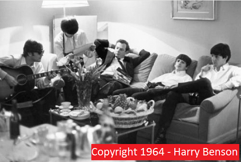 beatles-copyright-harry-benson-1964