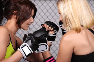 femmes-combat-self-defense