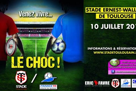 France 98- Stade Toulousain : dernières nouvelles ….