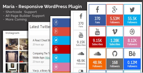 plugin wordpress para redes sociales