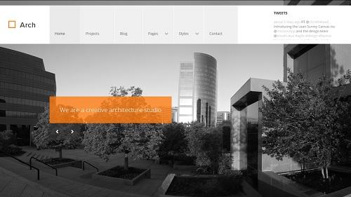 como crear un blog de arquitectura