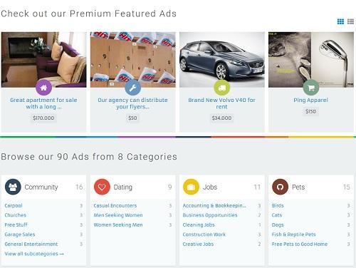 como empezar siitos web de clasificados anuncios