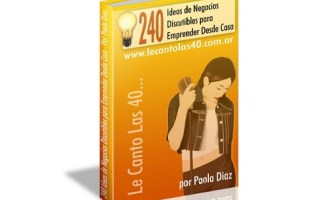 240 ideas de negocios para emprender desde casa