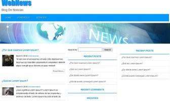plantilla wordpress gratis adsense