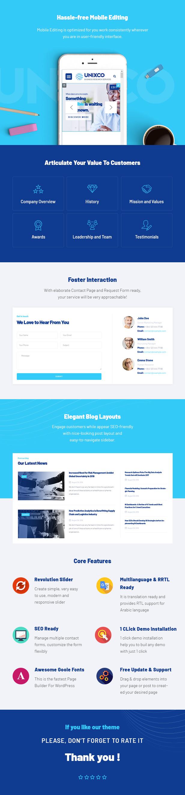 Tema de WordPress