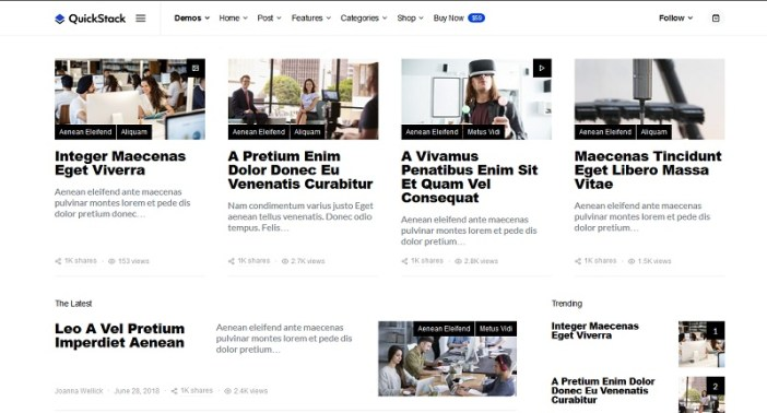 templates wordpress portal de noticias