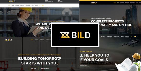 Bild | Construcción, construcción, multiusos, Helix Ultimate Joomla Theme con Page Builder - Empresa corporativa