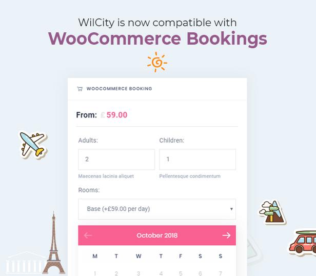 Wilcity - Tema de WordPress de listado de directorio - 6