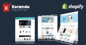 Korando - Tema Shopify