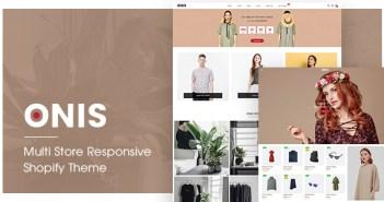 ONIS | Responsivo de Shopify Responsive Shopify