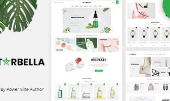 StarBella - Tema multipropósito OpenCart 3