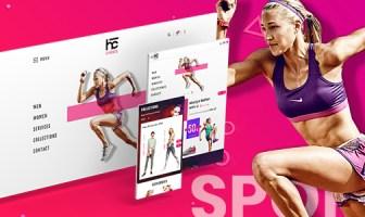Valerius - Secciones Shopify tema para el deporte