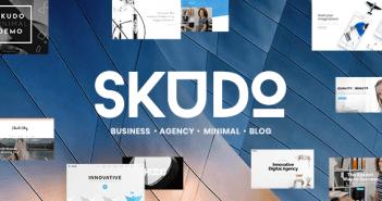 Skudo - Tema de WordPress multiusos sensible