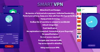Smart VPN - VPN gratis ilimitado