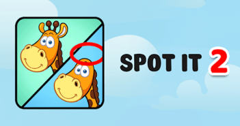 Spot It - Admob - Android & Ios Game (Buildbox incluido)