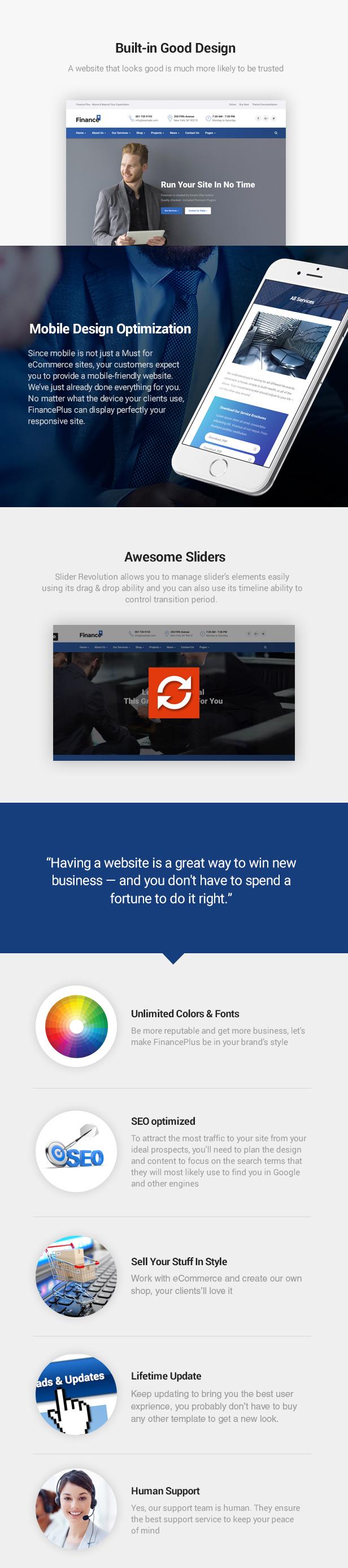 Sanders - Plantilla de Bootstrap 4 de Finance and Business de confianza - 5