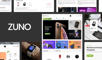 Zuno | Plantilla HTML multiusos
