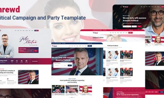 Astuto - Plantilla de HTML5 política