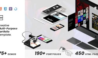XOD - Plantilla HTML creativa de usos múltiples