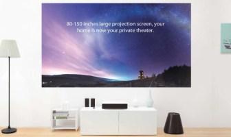proyectores laser xioami opiniones