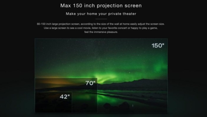 tipos de proyectores laser